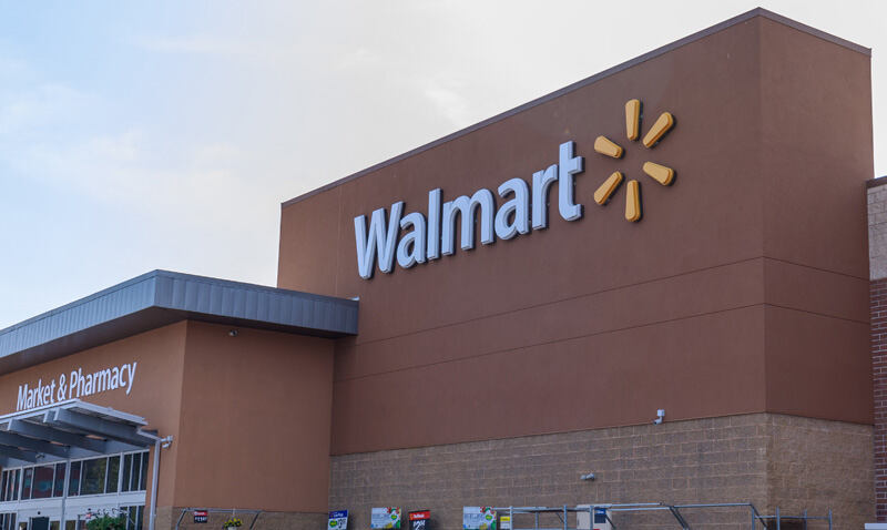 Walmart Security Guard Sued for Pushing & Pepper-Spraying 60-Year-Old Customer