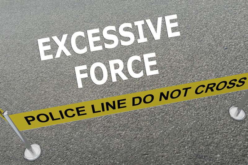 Jurors Rap Cops in Police Beat Down Case