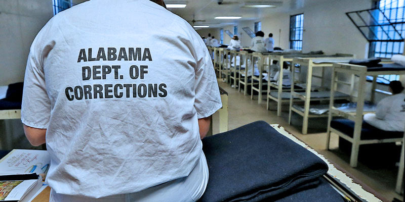 Justice Department Finds Violence in Alabama Prisons Goes Unchecked