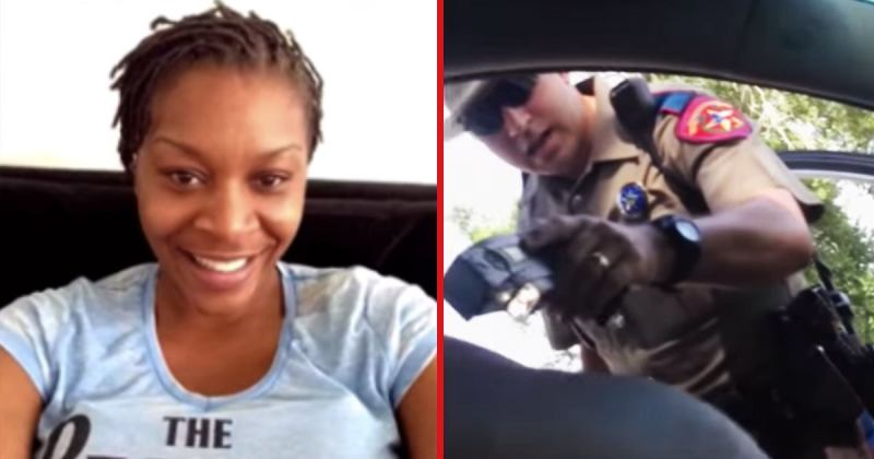 Sandra Bland Traffic Stop Video Discovered