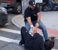 Police Actions Questioned After New York Violent Arrest for Social Distancing Infraction