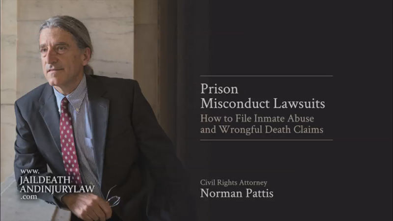 Prison Misconduct Lawsuits